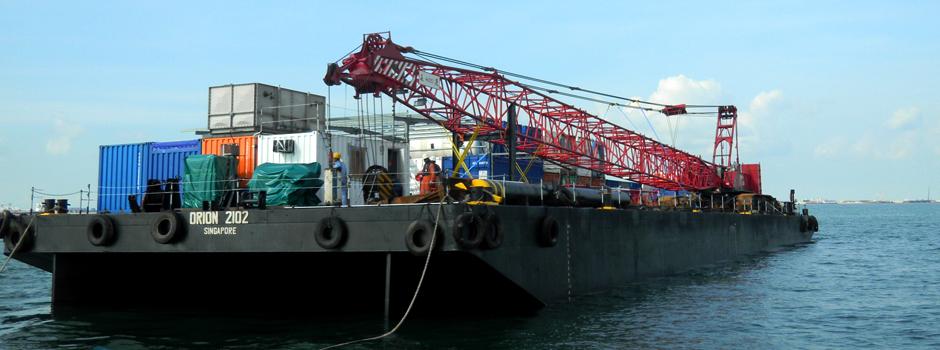 Orion Logistics - Marine Towages, Transportation & Services