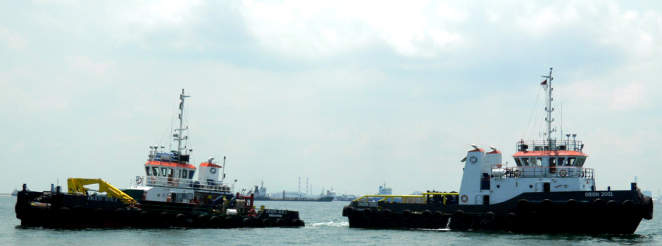 Orion Logistics - Marine Towages, Transportation & Services Provider